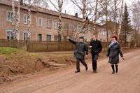 Чистоту поселка Богородское проверяли Правительственные специалисты
