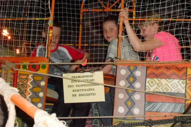 Детский фонд пригласил ухтымских детей на Пасху в Киров