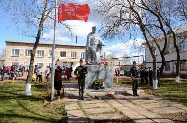 """""""Бессмертный полк"""" прошагал по улицам п. Богородское"""