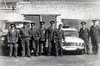 3 июля 2013 года службе ГАИ-ГИБДД исполняется 77 лет.