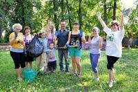 Коллектив центра занятости населения активно участвует в районном смотре-конкурсе по благоустройству.