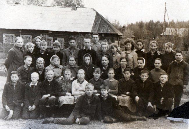 Тумановские преподаватели и выпускники