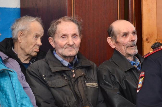 """О """"Моих Документах"""" узнали пенсионеры в с. Хороши"""